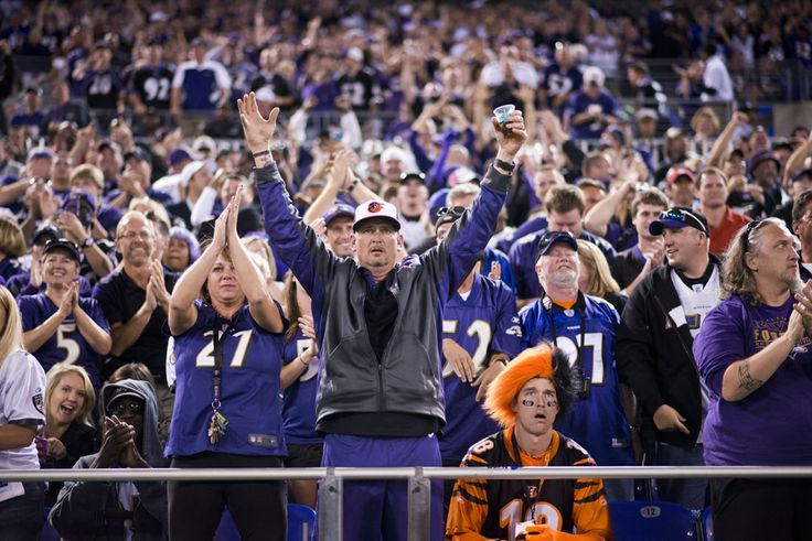 MD's Sports Loyalty Lies with Baltimore