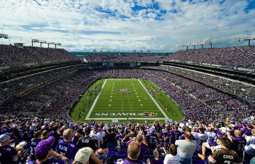 Ravens Single-Game Ticket Sales