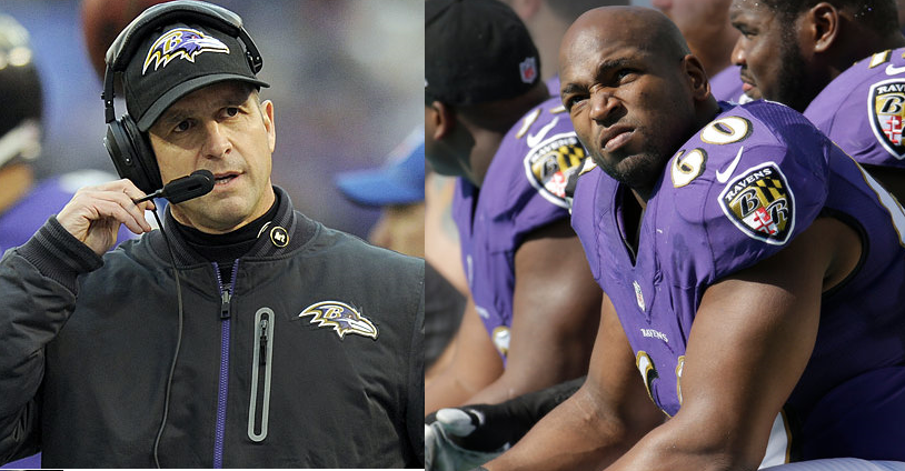 PFT Goes After Harbs/Ravens…Again