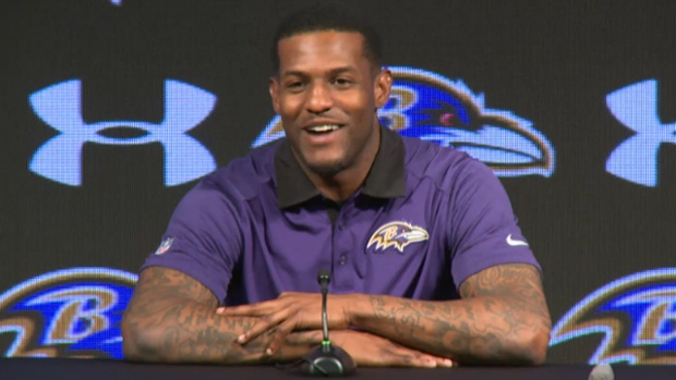 Mike Wallace Looking for a Fresh Start