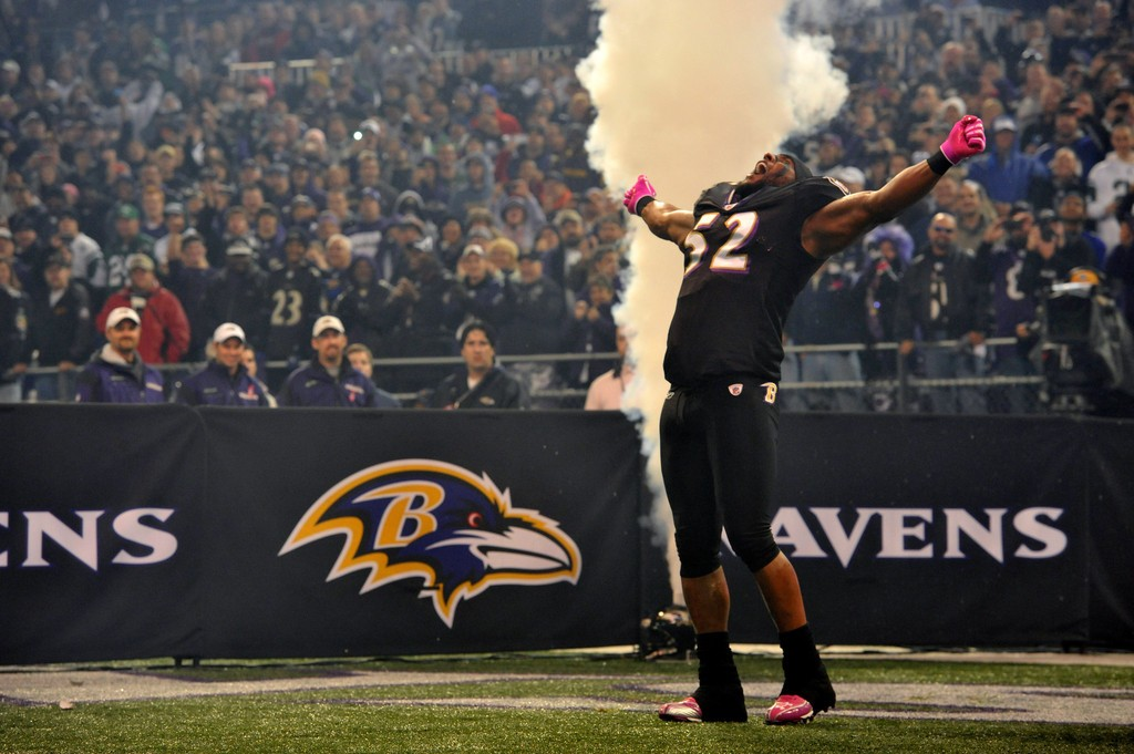 Ray Lewis' Story of the Number 52