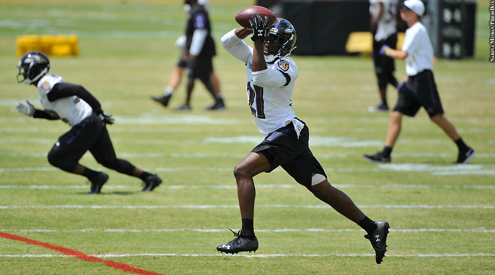 Minicamp Day 3 – The Secondary Shines