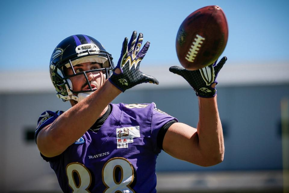 Ravens Minicamp Day 2 Wrap Up