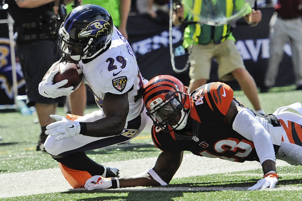 Top 10 Ravens Games of 2016: No. 4