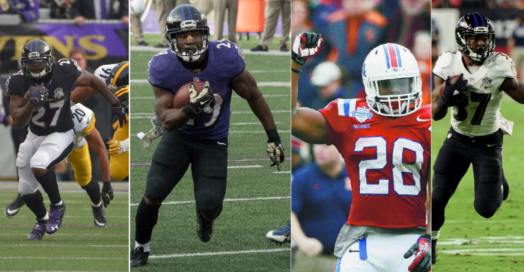 The Ravens' Best Option at Running Back