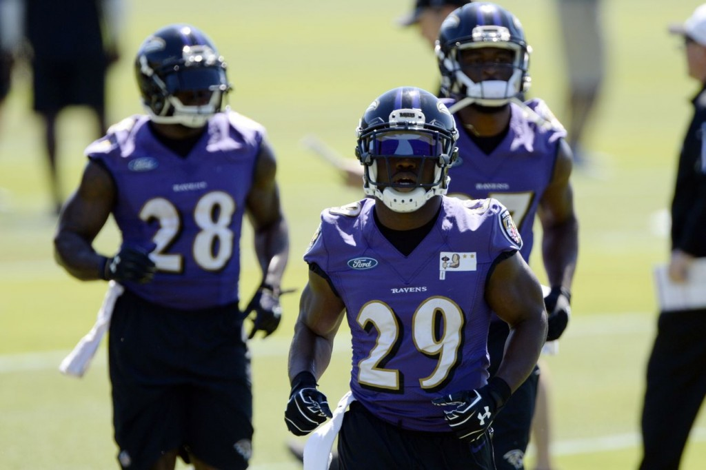 Ravens Running Backs Steal the Show