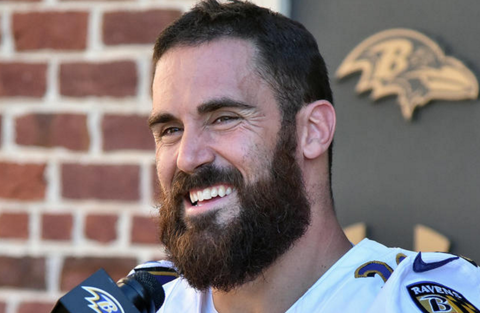 Weddle Eyes Super Bowl With Ravens