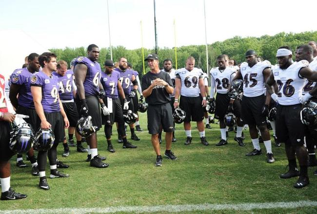 The New Look Baltimore Ravens