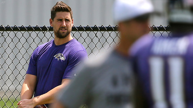 Ravens, Pitta Parting Ways?