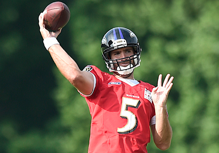 Ravens Camp Studs And Duds