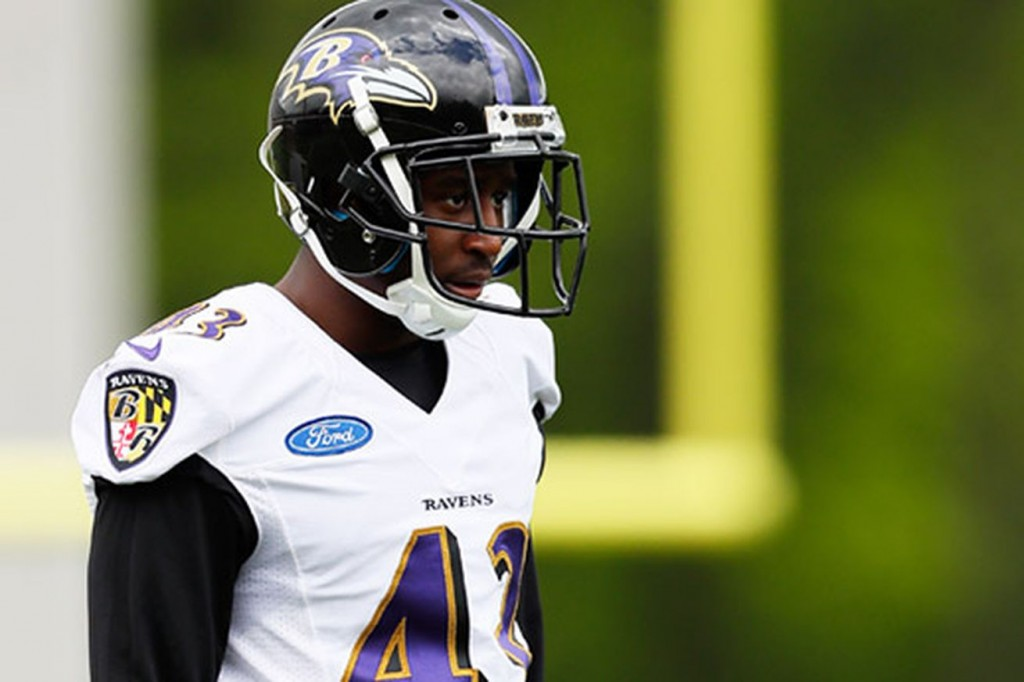 Tavon Young Has Baltimore Work Ethic