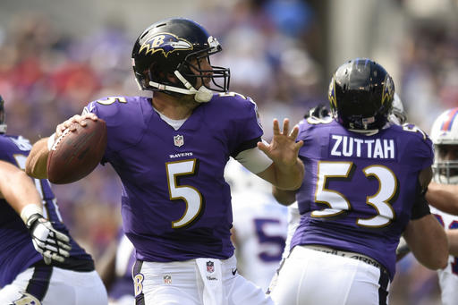 Ravens Offensive Struggles Were Expected