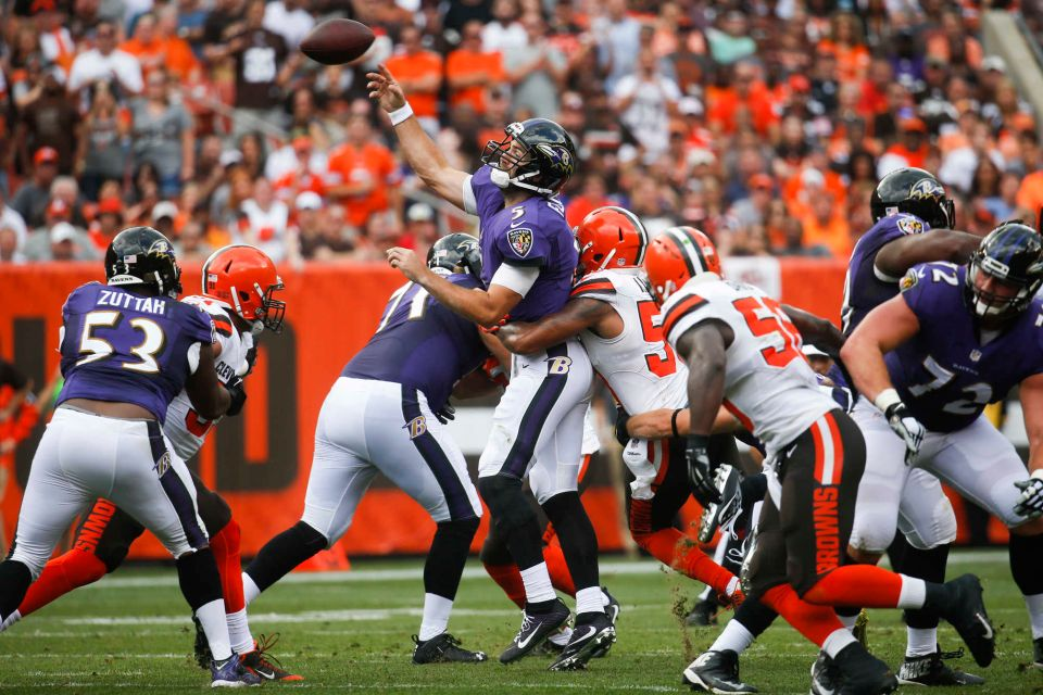 PiR: Flacco Leads NFL in Pass Attempts