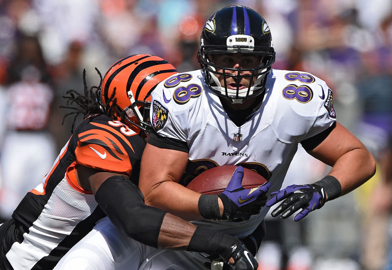 Pick Up Dennis Pitta