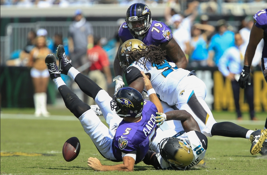 Ravens Offense Continues to Sputter