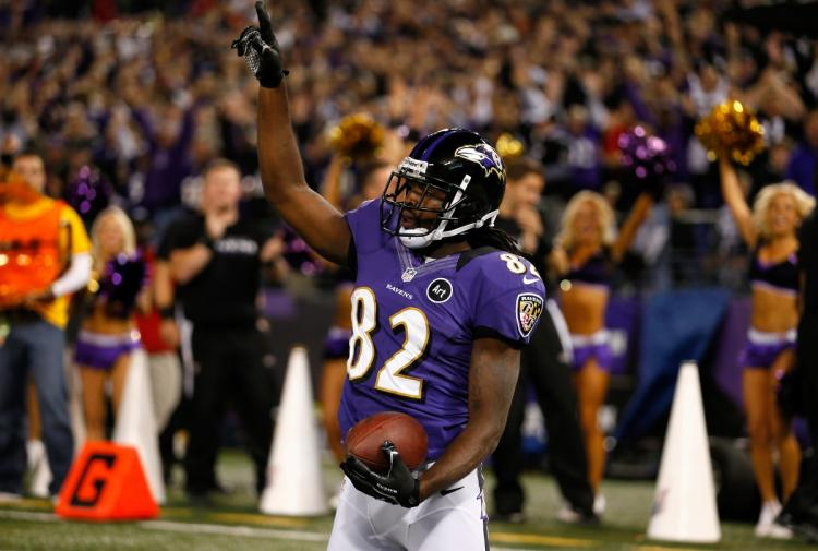 Torrey Smith Triumphed