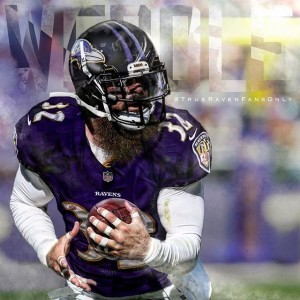 Weddle leads the Ravens