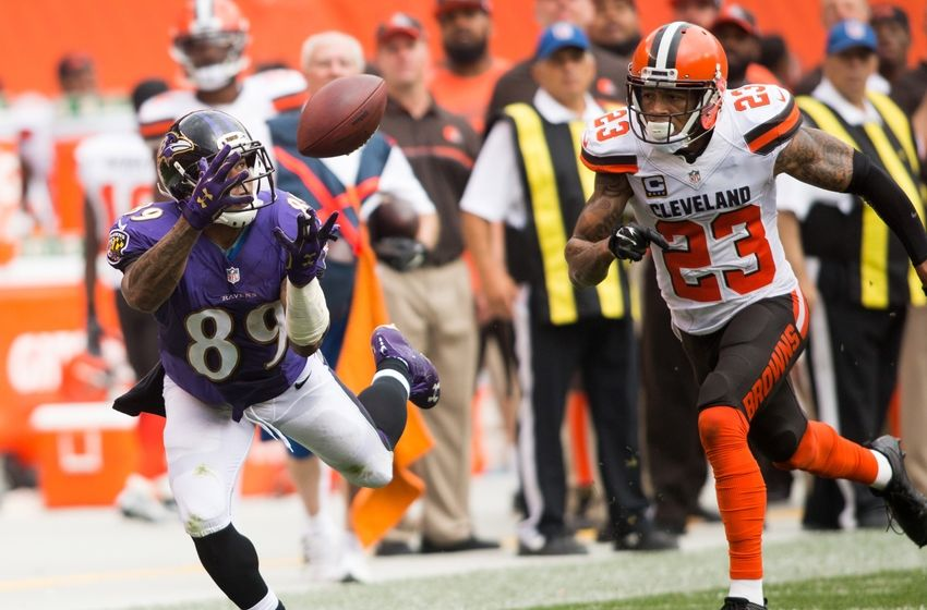 Ravens (4-4) vs. Browns (0-9)