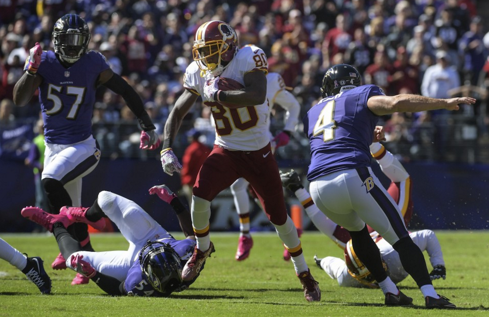 Ravens Redefine Ugly in Loss to Redskins