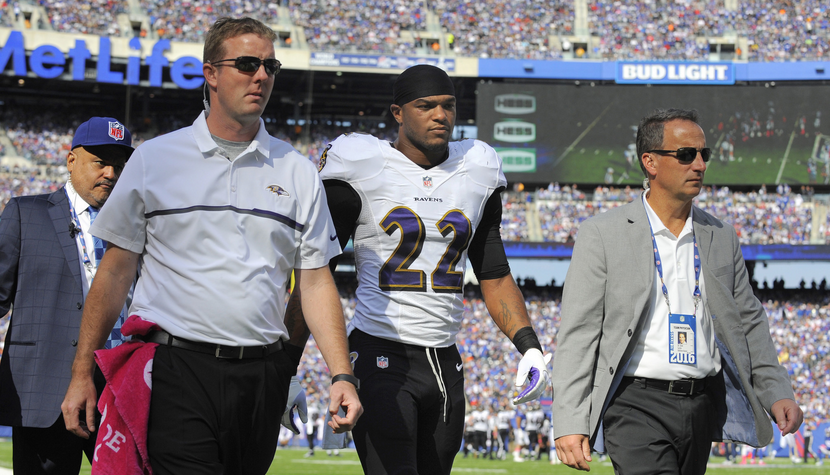 Jimmy Smith Hopes to Remain Healthy