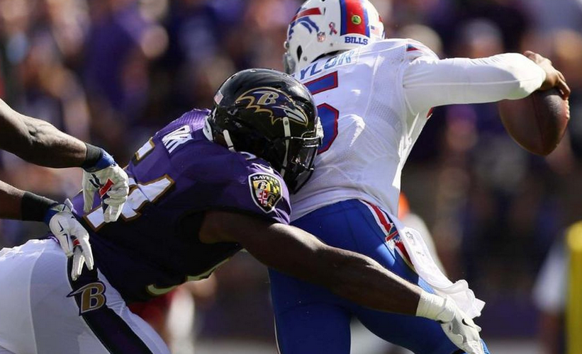 Zach Orr Finding his Niche on Defense