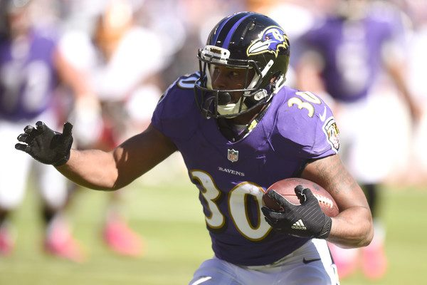 Ravens Lose Dixon for Season