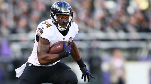 Ravens Activated Lorenzo Taliaferro