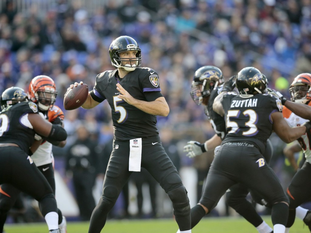 Stats, Quotes, & More for Ravens-Bengals