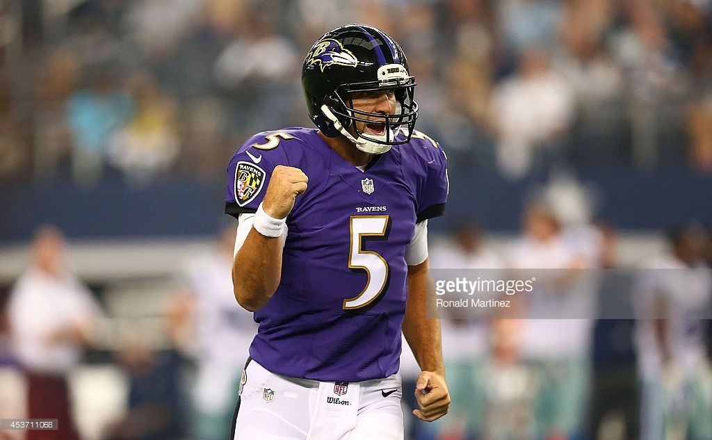 Flacco Would Welcome a Dallas Do Over