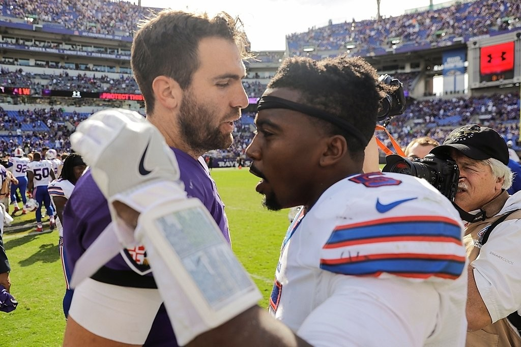 Joe Flacco or Tyrod Taylor?