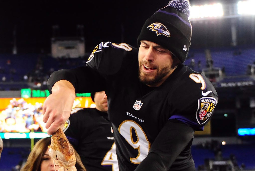 Ravens Fans Should be Thankful