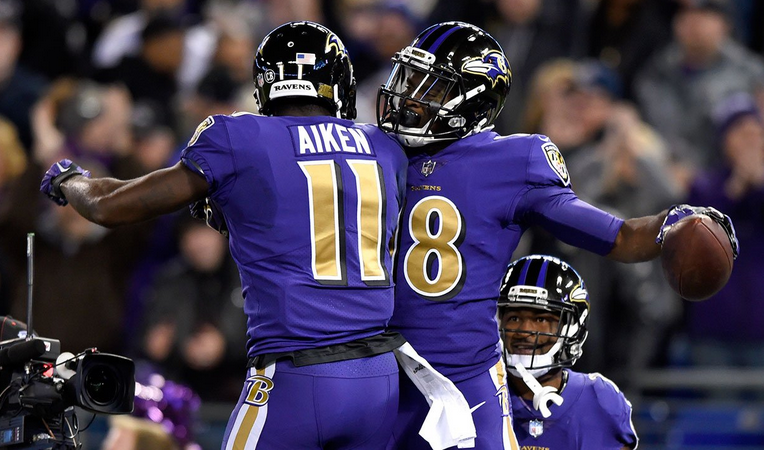 Ravens Beat Browns 28-7