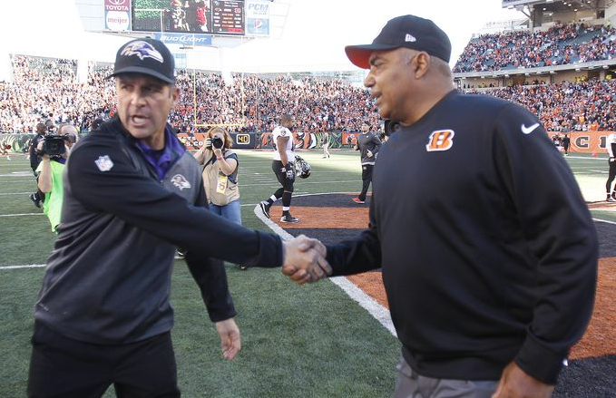 Bengals a Thorn in the Ravens' Side