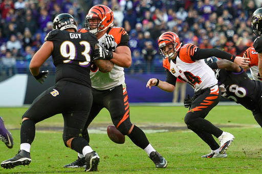 Timely Results for Ravens Pass Rush