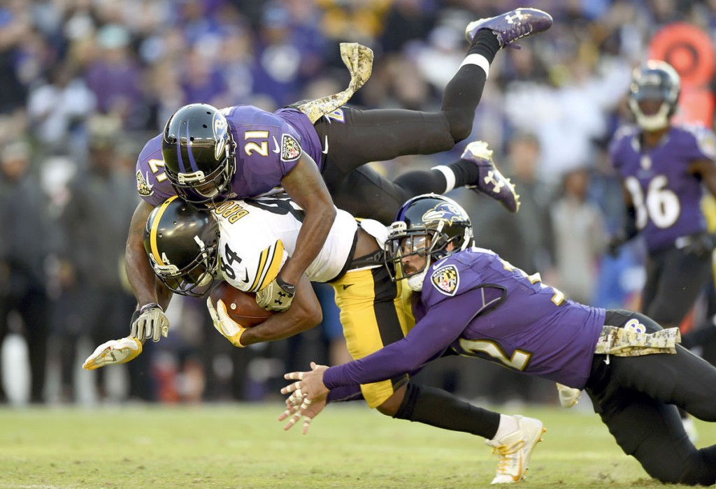 Ravens Re-Sign DB Lardarius Webb