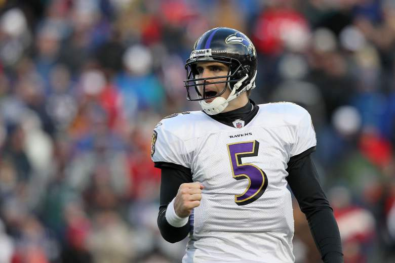 Will Flacco Lead AFC in Passing Yards?