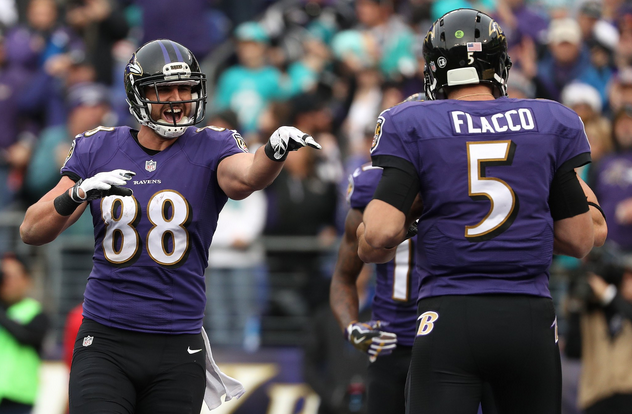 Ravens Drown Fish, 38-6