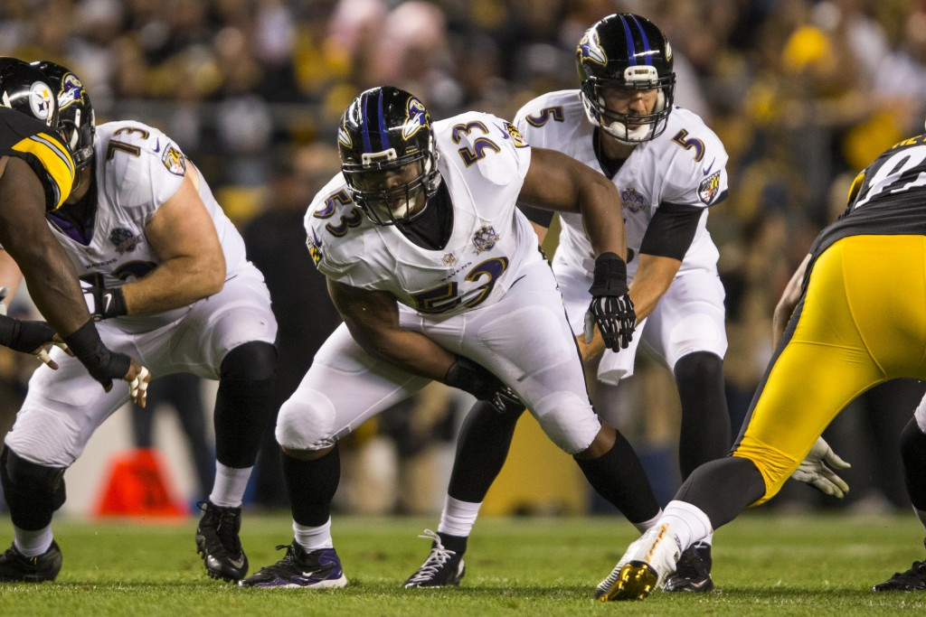 Ravens OL Rehab Won't Be Easy