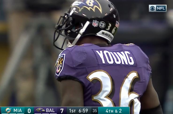 Tavon Young Nets & Skins Dolphins