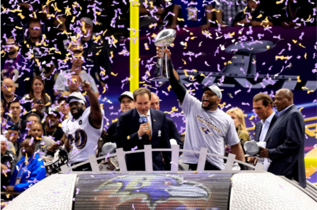The Ravens Success