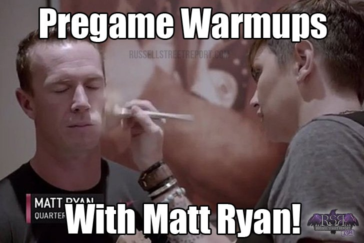 Matt Ryan RSR Meme
