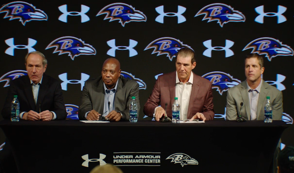 Bisciotti Offers Clarity