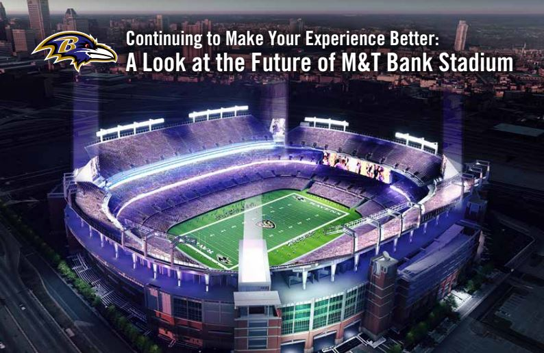 M&T Bank Stadium Enhancements