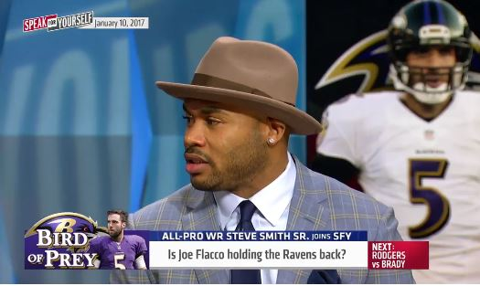 "Steve Smith: ""We Let Joe Down"""