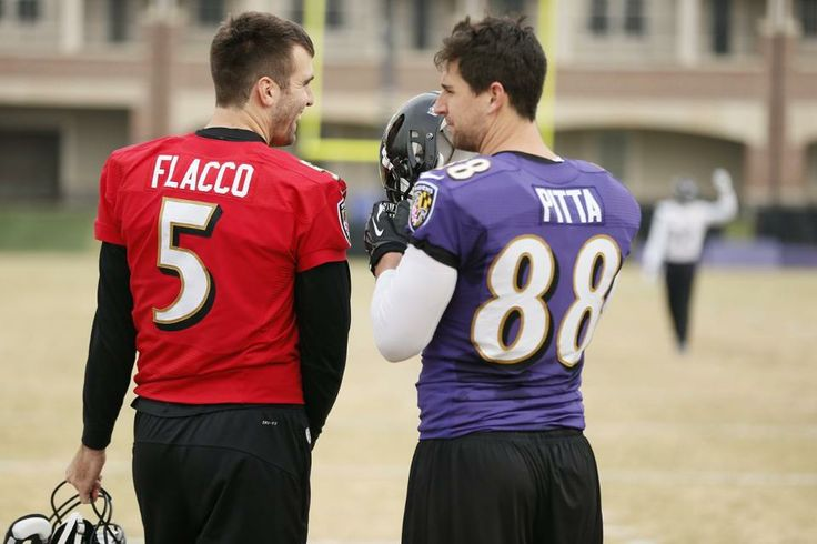 Ravens tight ends