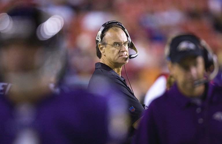 Brian Billick in The Ravens ROH