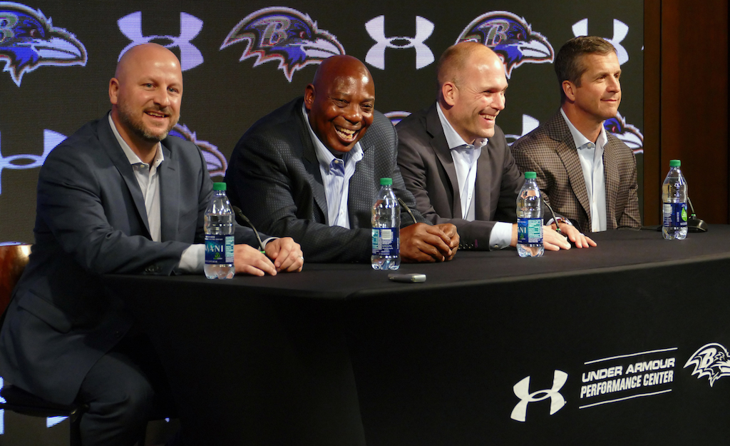 Ravens Discuss Day 2 of 2017 NFL Draft