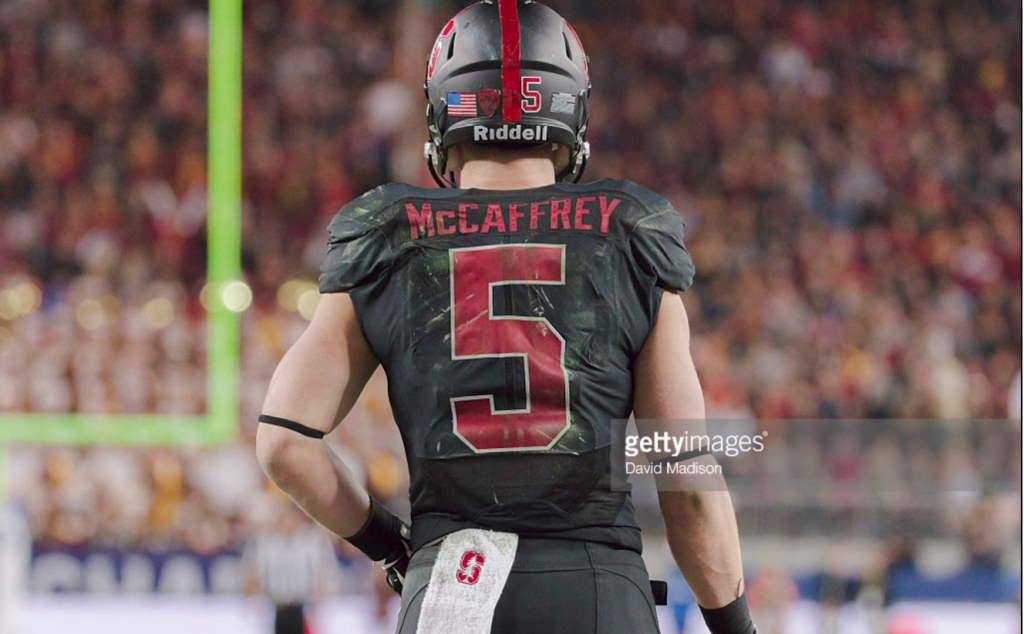 Make It Christian McCaffrey