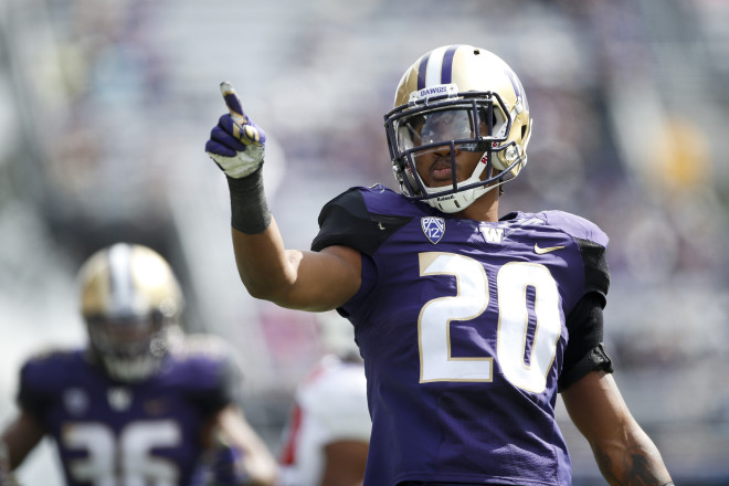 UW CB Kevin King to Visit Ravens