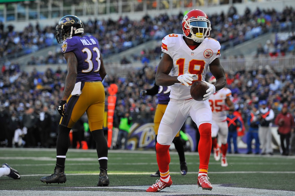 Jeremy Maclin's New Contract